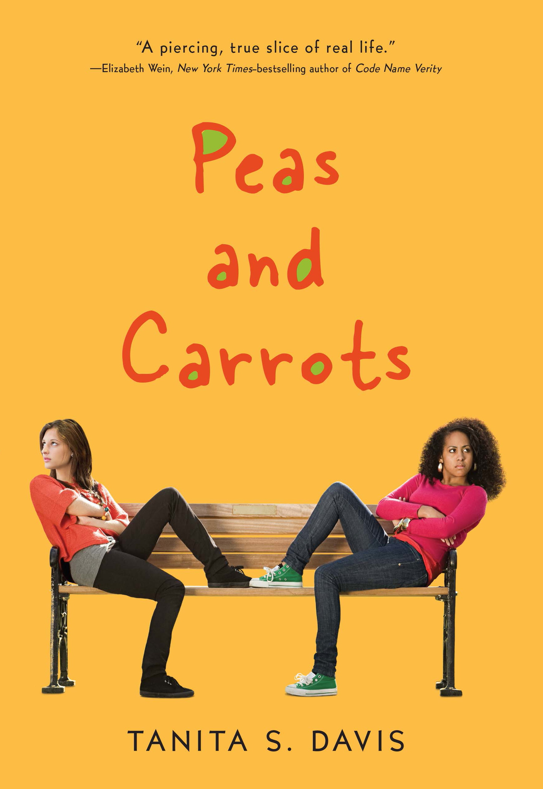 Peas and Carrots by Tanita S. Davis