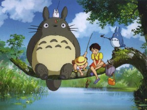 totoro_fishing