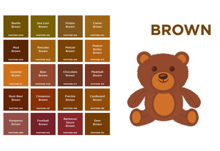 48 shades of brown book report