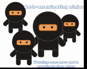 dark ninjas
